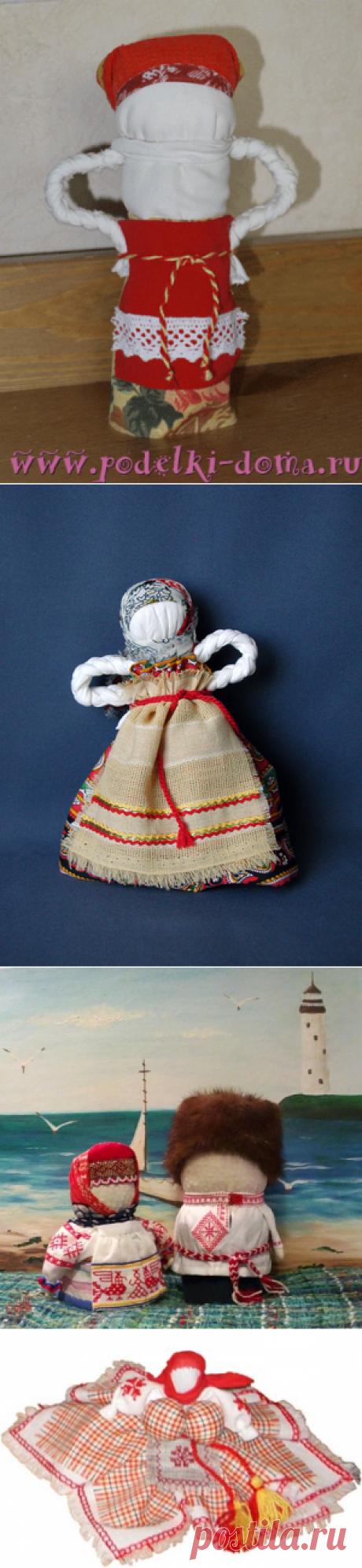 slovyanskie las muñecas-guarda