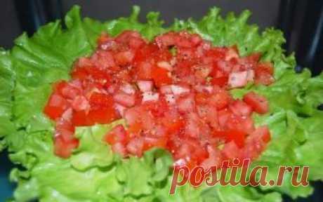 Салат «Маринара» | Школа шеф-повара
