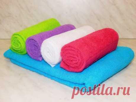 Отвислый живот уберет полотенце