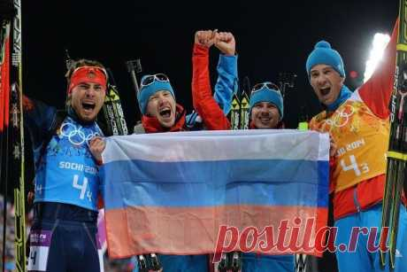Russia has a chance to win the Olympic Games in Sochi!\/\/KP.RU
