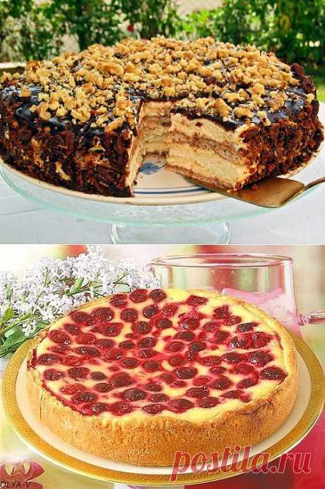 Сметанник – торт или пирог? / Простые рецепты