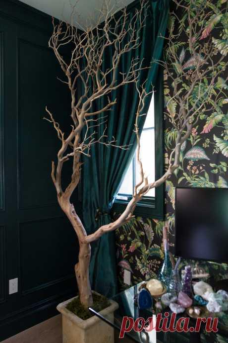 Что сделать из спиленных деревьев и веток: 10 классных идей и фотопримеров - Postel-Deluxe.ru