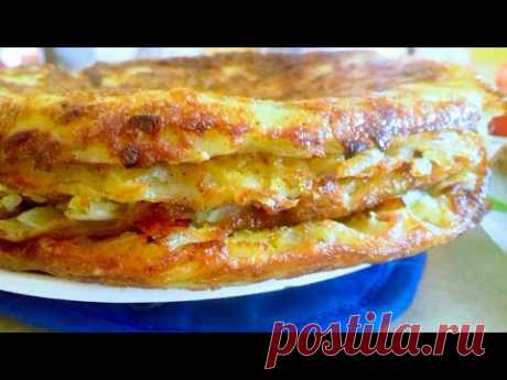 Вкуснятина из картошки на завтрак, обед или ужин