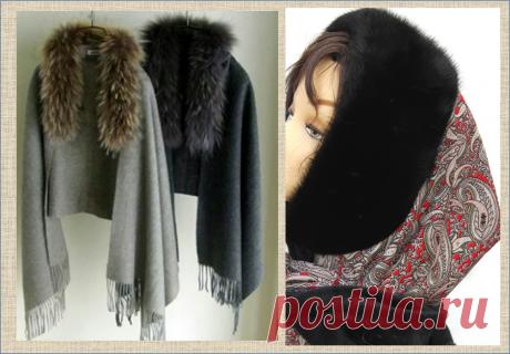 Вторая жизнь шарфов и палантинов (23 идеи) | Рукоделие