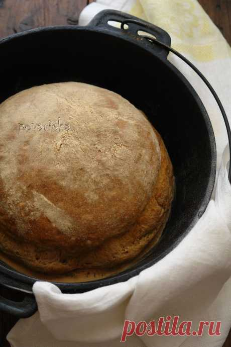 Рецепт из закладок: греческий домашний хлеб - Блог настоящей тёщи