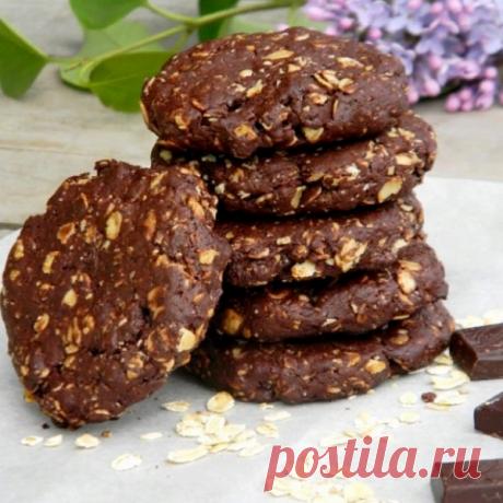 Печенье без выпечки - необычный рецепт   Вкусные рецепты с фото   Яндекс Дзен