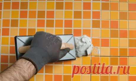 Как затирать швы на плитке на стене и на полу?  Давненько мы не касались темы ремонта. Сегодня наткнулся на очень интересный, и как мне кажется достаточно удобный способ затирки швов на свежеуложенной плитке. Способ одинаково удобен для его осущес…