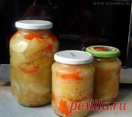 "Рецепт: Салат ""Обалденный"""