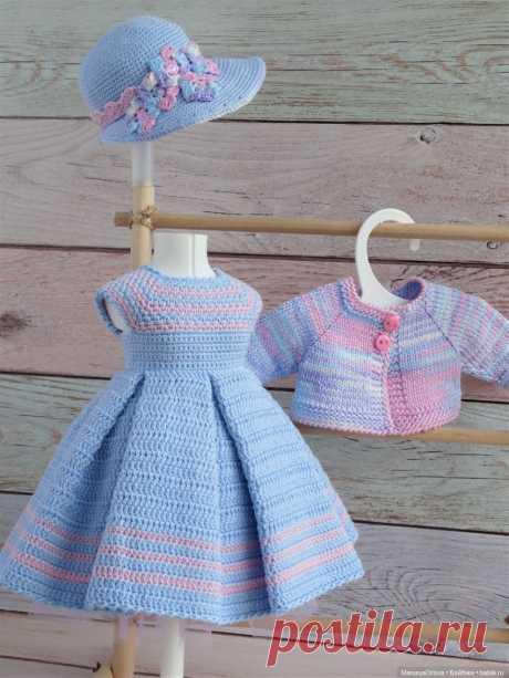 Наряд для Little Darling - проба пера / Одежда и обувь для кукол своими руками / Бэйбики. Куклы фото. Одежда для кукол