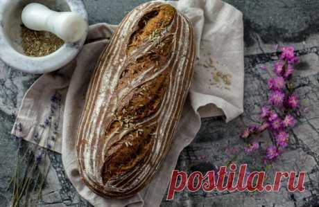 Хлебная ароматерапия: хлеб с семенами фенхеля, аниса и тмина   Всем Хлеб!