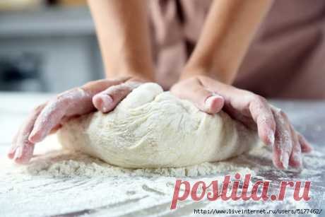 French dough and recipes