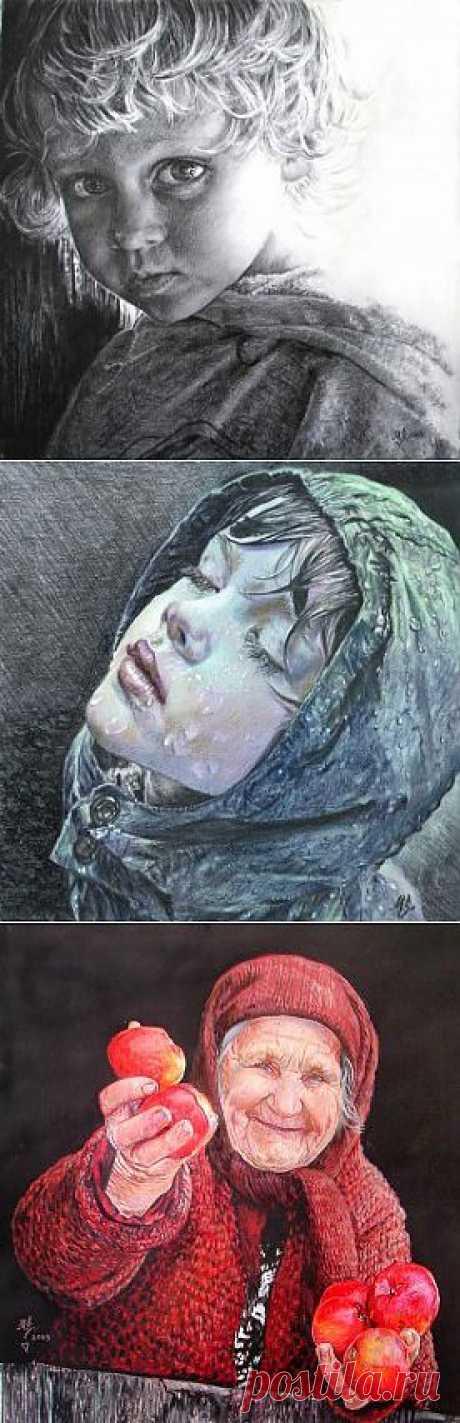 Мария Зельда картины живопись украинская художница современное искусство | Интересные Картинки. Фотографии, обои на рабочий стол, рисунки и графика