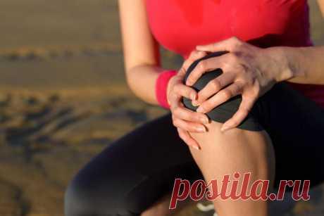 Как сохранить подвижность суставов / Будьте здоровы
