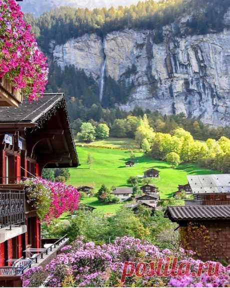 Лаутербруннен, Швейцария