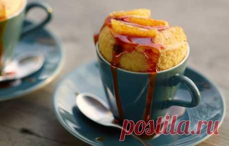 Пять быстрых рецептов полезных завтраков в кружке - Советы и Рецепты