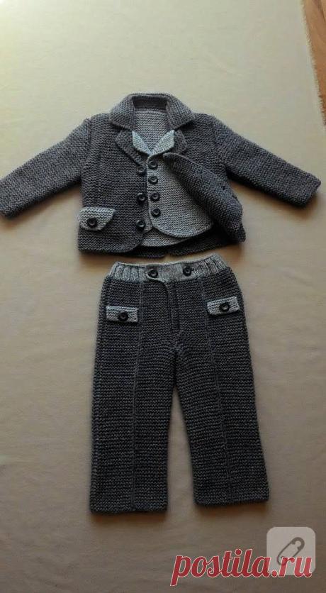 Интересные модели вязаной одежды для детей. Подборка. | Handmade для всех | Яндекс Дзен