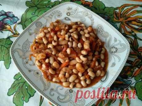 Фасоль с курицей и овощами Фасоль с курицей и овощами Пошаговые кулинарные рецепты с фотографиями –