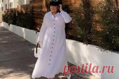 Платья для полных женщин: 16 вариантов для дам 50 лет Женщинам в возрасте и с пышными формами немного сложнее выбрать подходящую одежду. Чтобы выглядеть красиво и стильно, нужно знать несколько правил формирования гардероба.