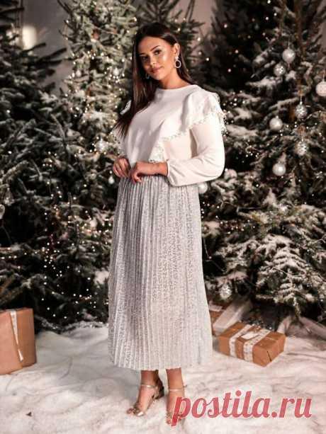 Что надеть на Новый год, если платья надоели | Офигенная