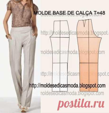 Моделирование брюк!