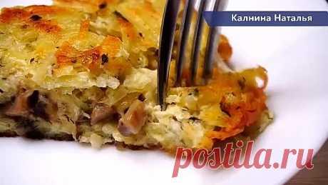 Чудо блюдо из картофеля на сковороде. Недорого и Оочень Вкусно!