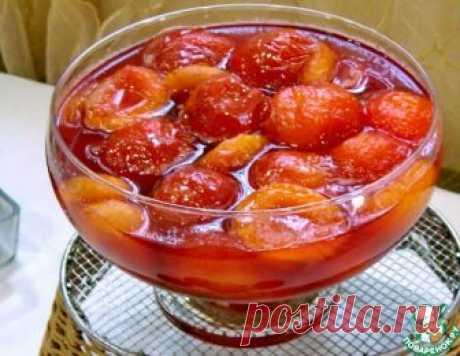 Варенье из абрикосов и розовой сливы – кулинарный рецепт
