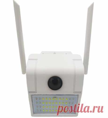 Камера Наружного видеонаблюдения, беспроводная, 48 Светодиодный светильник, 2 МП, Wi Fi, IP66|Камеры видеонаблюдения| | АлиЭкспресс