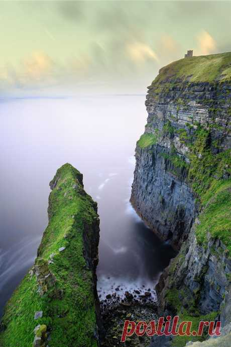 Ned in Oita, Japan — satakentia: Cliffs of Moher County Clare, Wild...