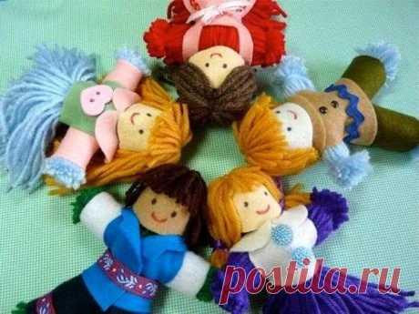 Куколки.  Одноклассники