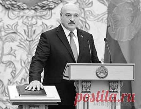 25.09.20-Лукашенко перехитрил врагов внутри и снаружи Белоруссии Президентская инаугурация Александра Лукашенко стала сюрпризом для всего мира, так как прошла в атмосфере секретности. Оппозиция и страны ЕС утверждают, что это свидетельство слабости Батьки и его стр...