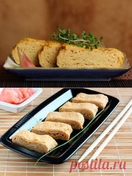 Японский омлет