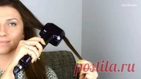 Стайлер-плойка для волос Babyliss Pro