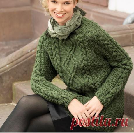 Три свитера спицами. Модели с описанием | Вязаные истории | Яндекс Дзен