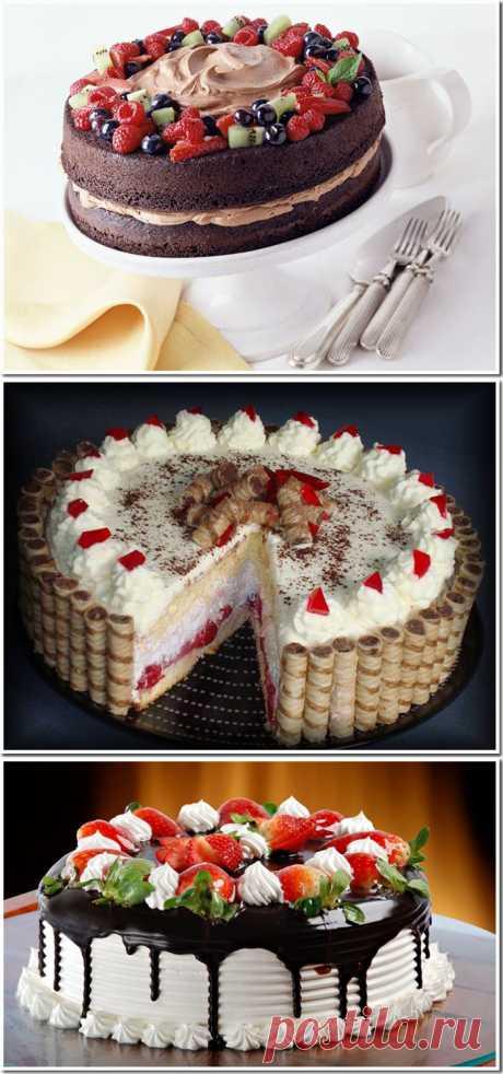 Продолжаем тему кремов для торта.