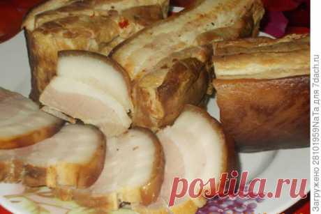Мясо домашнего копчения - пошаговый рецепт приготовления с фото