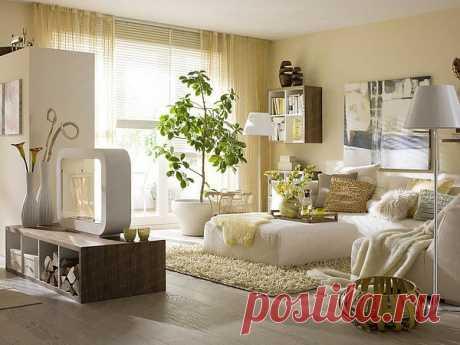 (+1) тема - Как обновить интерьер гостиной? | УЮТНЫЙ ДОМ | советы