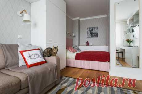 Как не надо зонировать маленькую комнату? 7 досадных ошибок