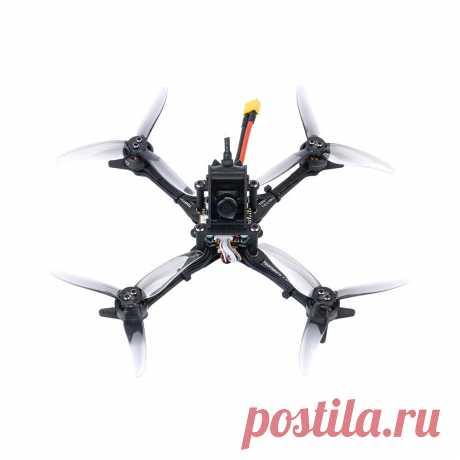 Diatone gtb 154mm 4 inch 3s toothpick fpv racing drone pnp caddx baby ratel cam mamba f405 f4 mini mk3 fc 30a esc 1404 3650kv motor Sale - Banggood.com
