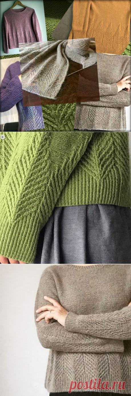 Пуловер от Ayano Tanaka.