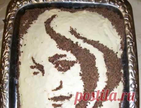 "Торт ""Пани Валевска"" рецепт с фото пошагово - 1000.menu"