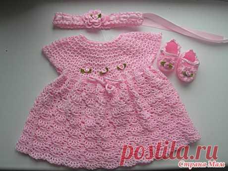 Комплект для новорожденной принцессы