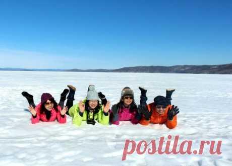 Зимний экскурсионный фото-тур «Зимние пейзажи Байкала» 4 дня/3 ночи - ВизитБурятия.рф