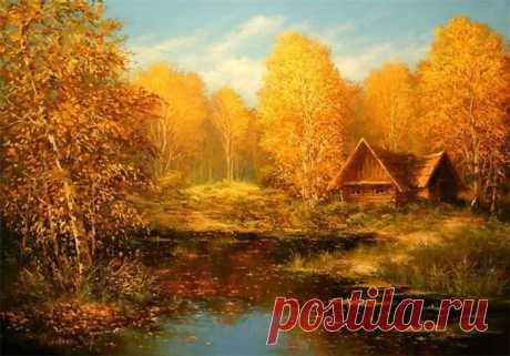 Пейзажи русской глубинки