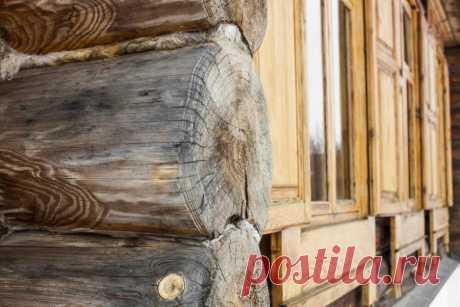 Типичные ошибки в утеплении деревянного дома