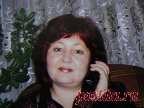 Ирина Новосёлова