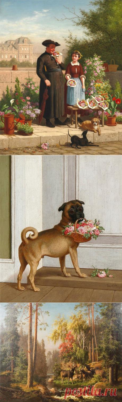 Carl Henrik Bogh (Danish, 1827-1893)