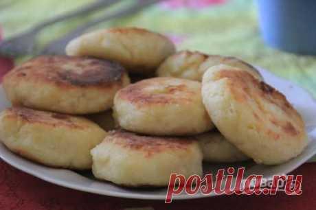Сырники, которые не плывут - пошаговый рецепт с фото на Повар.ру