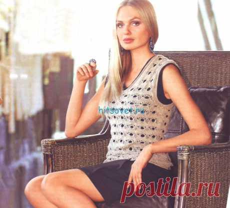 Вязание спицами для женщин с описанием и схемами - Страница 369 из 394