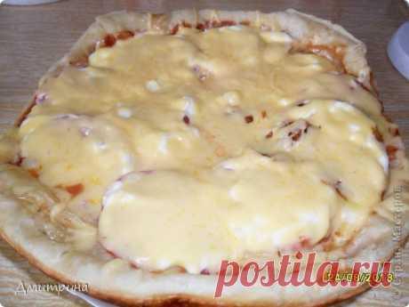 Пицца на сковороде за 15 мин! | Страна Мастеров
