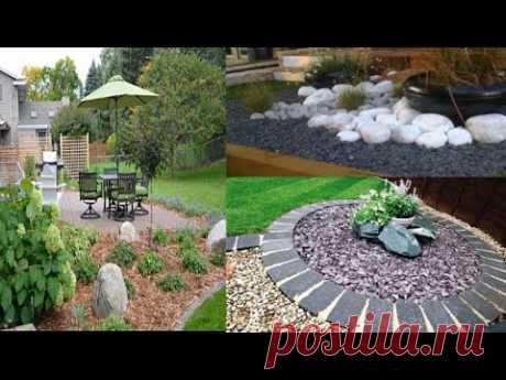 Садовые поделки. Идеи дизайна